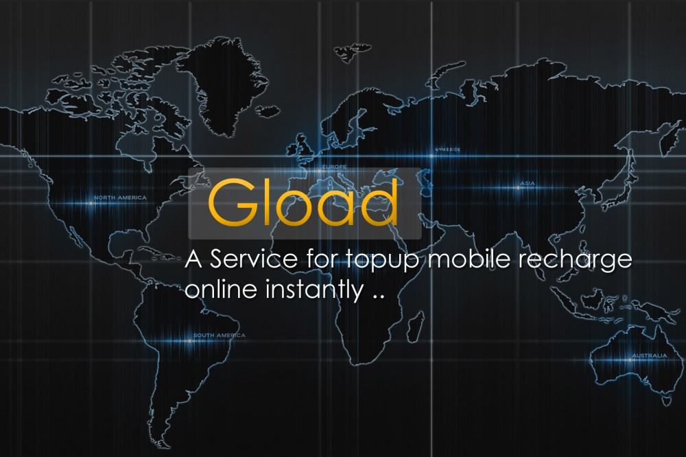 Gload – Mobile Topup