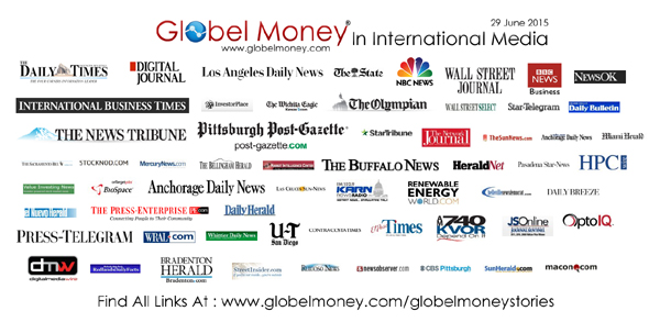 GlobelMoney News