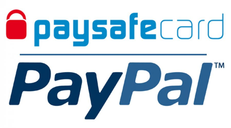 Transfer your money from PayPal  to PaysafeCard
